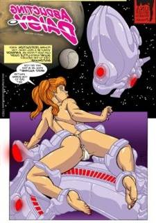 Abducting Daisy 3-4, XXX Alien Sex