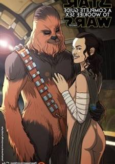 A Complete Guide to Wookie Sex [Star Wars]  - Fuckit