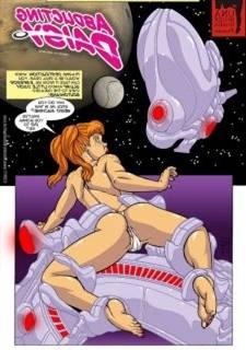 MonsterBabe Sex Comics