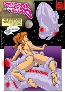 Abducting Daisy 3-4, XXX Alien Sex
